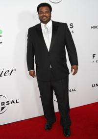 Craig Robinson at the NBC, Universal Pictures and Focus Features official after party for the 66th Annual Golden Globe Awards.