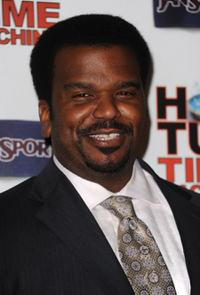 Craig Robinson at the California premiere of