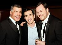 Bryan Batt, Patrick Fischler and Michael Gladis at the Tabu Ultra Lounge.