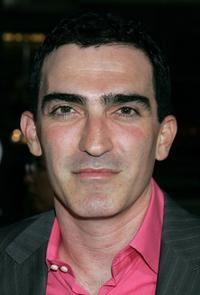 Patrick Fischler at the premiere of