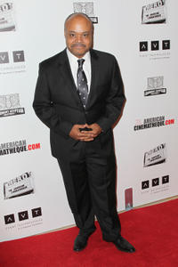 Terence Bernie Hines at the 26th American Cinematheque Awards in California.