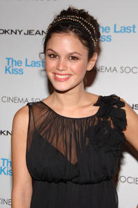 Rachel Bilson at a N.Y. screening of