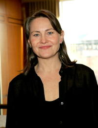 Cherry Jones at an Annual Gala honoring playwright Paula Vogel.
