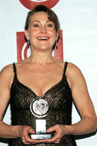 Cherry Jones at the 59th Annual Tony Awards.