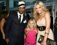 Damien Dante Wayans, Kaylee Dodson and Shoshana Bush at the premiere of
