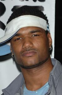 Damien Wayans at the Los Angeles premiere of
