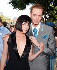 Selma Blair and Doug Jones at the world premiere of