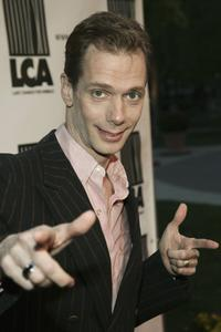 Doug Jones at the premiere of