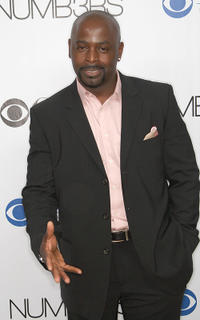 Alimi Ballard at the 100th episode party of