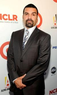 Ricardo Antonio Chavira at the 2009 ALMA Awards.