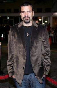 Ricardo Antonio Chavira at the premiere of