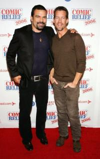 Ricardo Antonio Chavira and James Denton at the