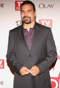 Ricardo Antonio Chavira at the after party of 4th Annual TV Guide