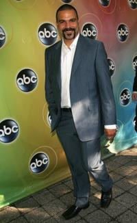 Ricardo Antonio Chavira at the ABC Television Network Upfront.