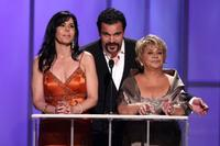 Maria Conchita Alonzo, Ricardo Antonio Chavira and Lupe Ontiveros at the 2006 NCLR ALMA Awards.