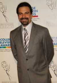 Ricardo Antonio Chavira at the 30th Annual College Television Awards.