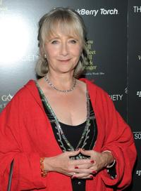 Gemma Jones at the screening of