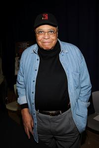 James Earl Jones at the press meet of