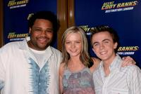 Anthony Anderson, Hannah Spearritt and Frankie Muniz at the Los Angeles premiere of