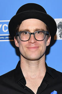 Gavin Creel at the annual Broadway Stands Up For Freedom