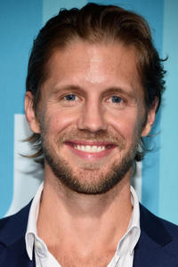 Matt Barr at the 2017 CW Upfront in New York City.
