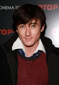 Alex Frost at the screening of