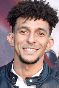 Khleo Thomas at the Los Angeles premiere of