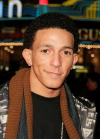 Khleo Thomas at the premiere of