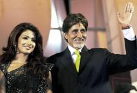 Priyanka Chopra and Amitabh Bachchan at the ceremonial opening of