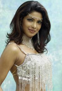 Priyanka Chopra at the shooting of