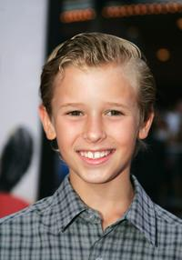Cayden Boyd at the world premiere of