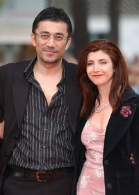 Nuri Bilge Ceylan and Ebru Ceylan at the screening of