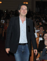 Guillaume Gallienne at the France premiere of
