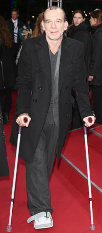 Martin Wuttke at the Germany premiere of