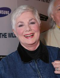 Shirley Jones at the Los Angeles premiere of