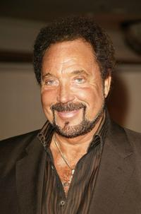 Tom Jones at the 50th Ivor Novello Awards.