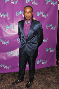 Allan Louis at the after party of the Broadway opening night of