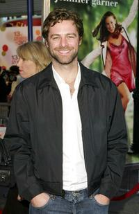 David Sutcliffe at the premiere of