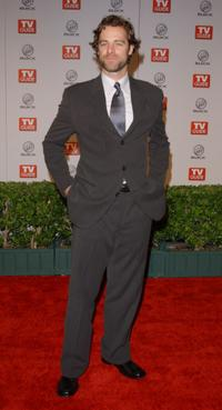 David Sutcliffe at the first TV Guide Primetime Emmy party.