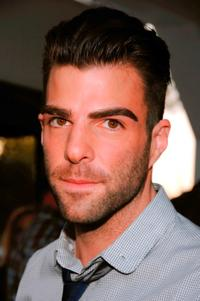Zachary Quinto at the 19th Annual Hollywood Charity Horse Show.