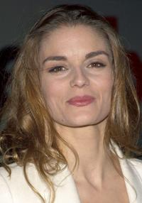 Susan Misner at the screening of