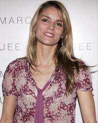 Susan Misner at the LaSalleHolland Tribeca Film Festival party.