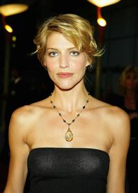 Tricia Helfer at the premiere of