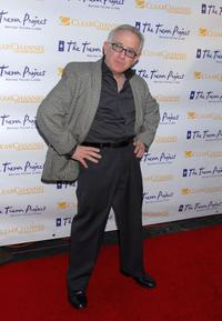Leslie Jordan at the Trevor Projects 9th annual Cracked XMas Mistletoe Mischief and Myrrh event.