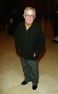 Leslie Jordan at the opening night of