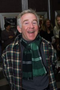 Leslie Jordan at the premiere of