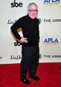 Leslie Jordan at the Envelope Please 7th Annual Oscar viewing party.
