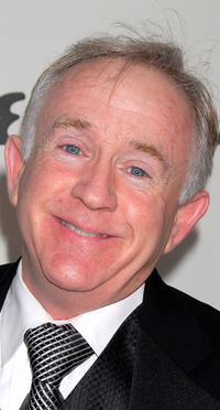 Leslie Jordan at the Envelope Please Oscar viewing party.