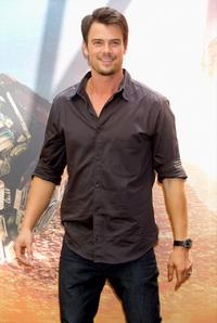 Josh Duhamel at the photocall of