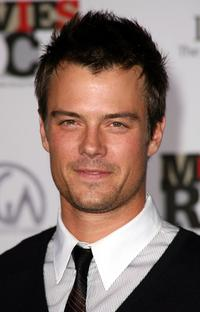 Josh Duhamel at the